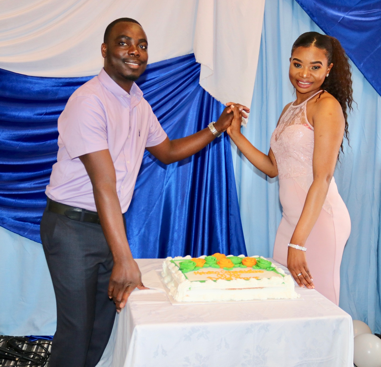 Gift and Mphatso Double Celebrations